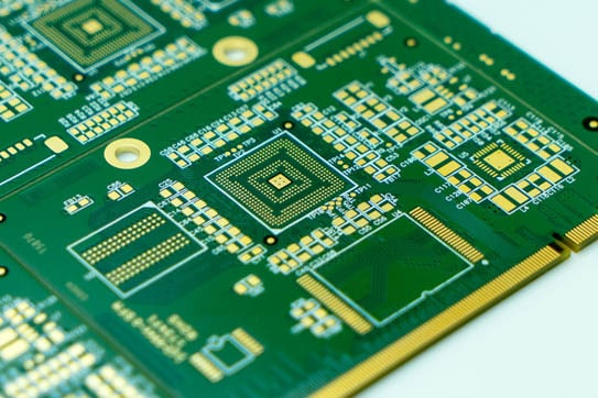 High quality PCBs to the electronics industry at AQC BV!